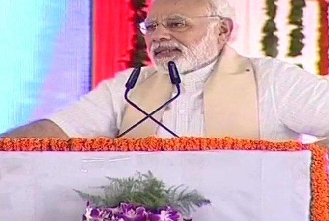 PM Modi accuses Opposition of neglecting farmers