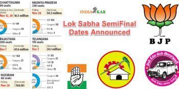 Election dates announced