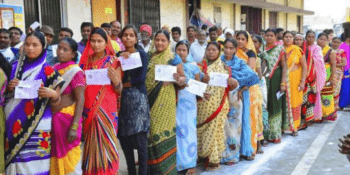 Chhattisgarh Polls: 72 per cent voting recorded till 6 pm