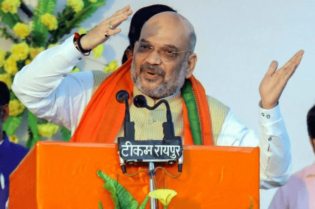 BJP Turned Rajasthan From 'BIMARU' State To Developed One :Amit Shah