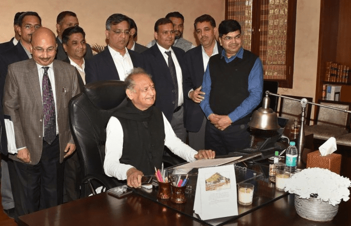 Rajasthan ministers allocated portfolios with Ashok Gehlot keeps 9, including home and financ