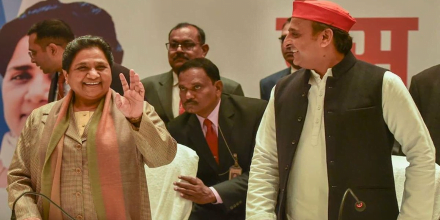 Mayawati, Akhilesh Yadav overcome differences with taking On each other's adversaries