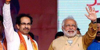 BJP tie-up with Shiv Sena today