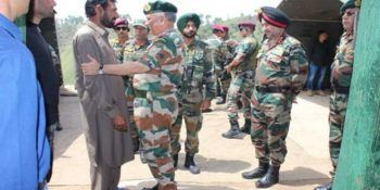 Army Martyred Jawan Father Supporting BJP at PM Modi's Rally