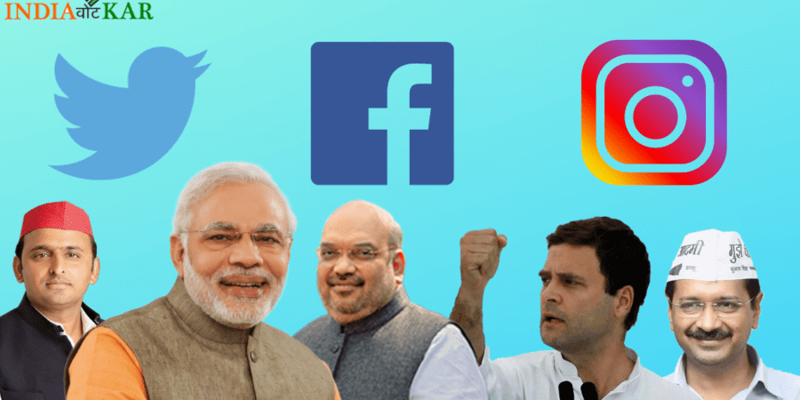Social Media Playing Important role in 2019 Lok Sabha Elections