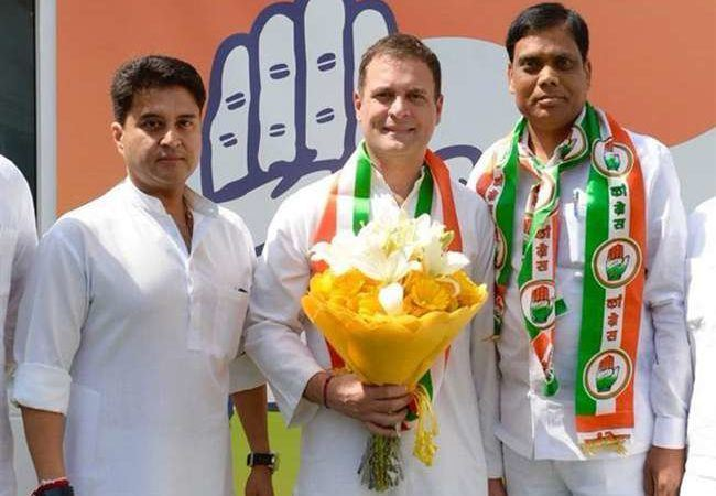 BJP Dalit MP Ashok Dohare joins Congress, fielded from Etawah