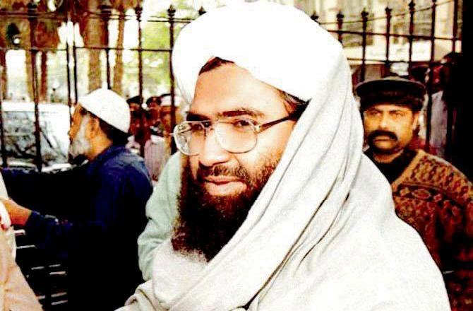 Then vetoed the proposal of banning the terrorist Masood Azhar to China, UNSC