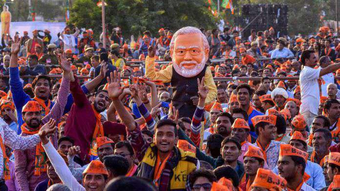 The very idea of India is at stake in the 2019 Lok Sabha elections