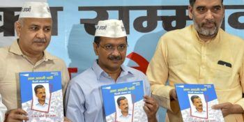 Presently, Congress needs EC to ban Kejriwal from campaigning