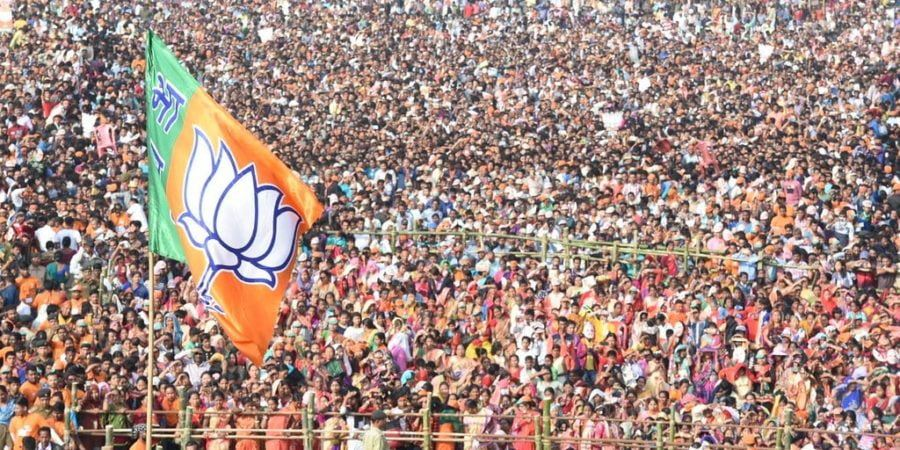 These four states will decide BJP's fate in 2019 LS polls