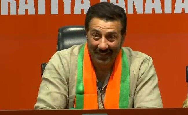 Sunny Deol is probably going to be the BJP applicant from Gurdaspur in Punjab