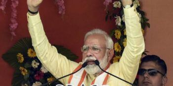 PM Modi says 40 of Mamata Banerjee's MLAs in contact with him