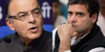 Rahul got M.Phil without Masters qualification: Jaitley
