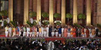 Modi sarkar 2.0: Old, new faces in PM's bureau; portfolios to be out today