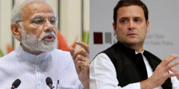 Restriction Modi from Campaigning for Remarks Against Rajiv: Cong to EC