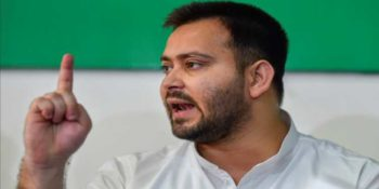 Rahul's citizenship controversy shows that BJP is in a tight spot: Tejashwi