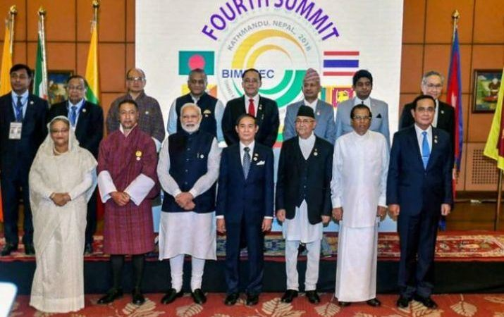 invited BIMSTEC leaders