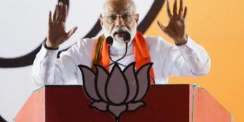 'Power-drunk' Mamata afraid of BJP's rise in Bengal: Narendra Modi