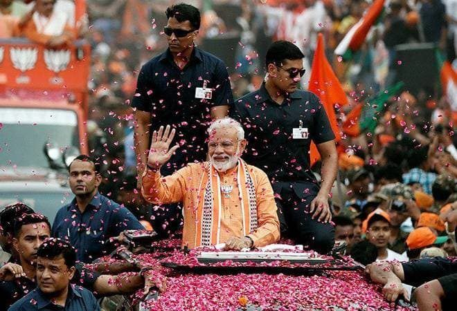 Science Beats Arithmetic in 2019 Polls: Modi in Varanasi