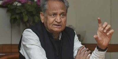 Sachin Pilot should assume liability for my child's thrashing: Ashok Gehlot