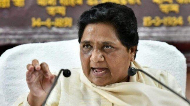 Not 'Permanent Break Up' But Will Fight Bypolls Alone: Mayawati