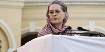 Sonia Gandhi on Passage of Citizenship